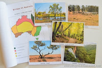 Hands-on Learning: Biomes of Australia
