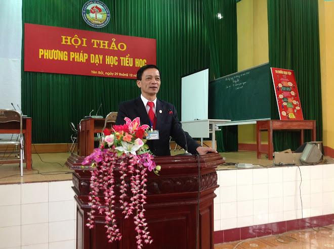 Hội thảo phương pháp dạy học Tiểu học tại Trường Cao đẳng Sư phạm Yên Bái