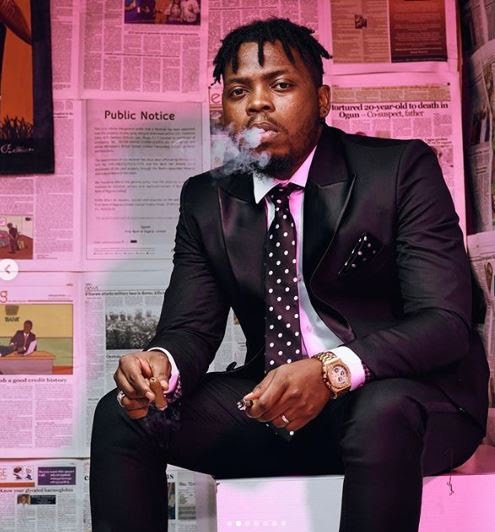 40,000 Fans Attend Concert By Olamide In Togo