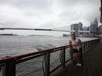 Puerto y brooklyn bridge