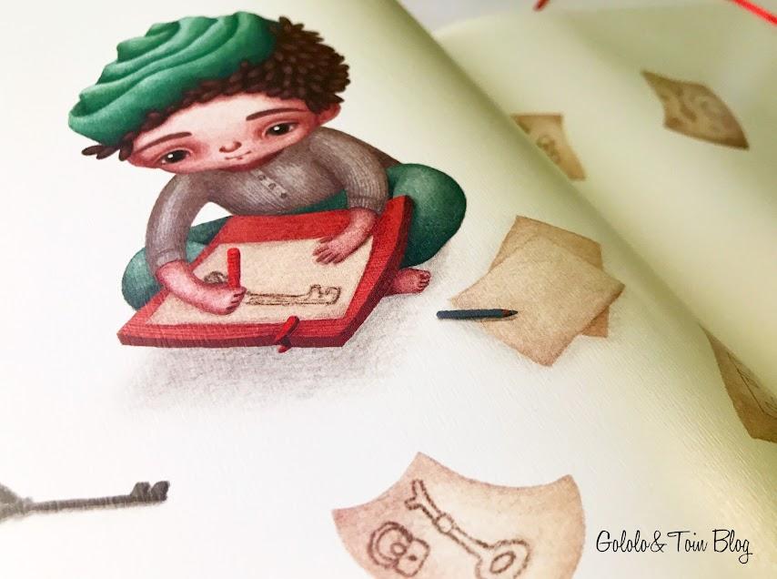 Album ilustrado infantil de Tramuntana