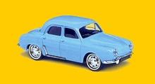 4541 Renault Dauphine 1961