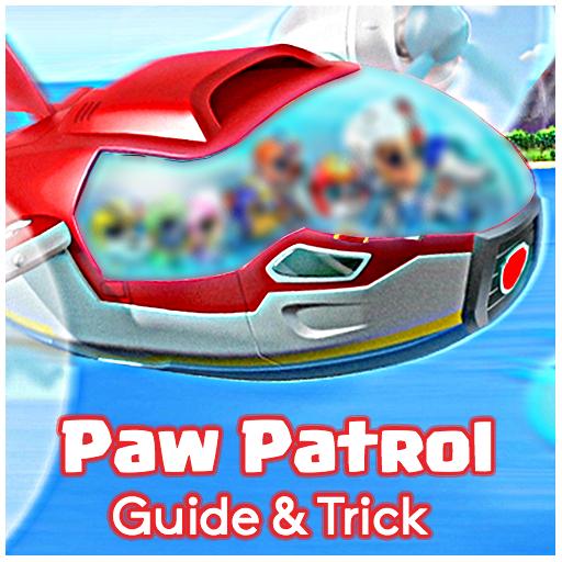 FREETIPS Paw Patrol Pups Take Flight
