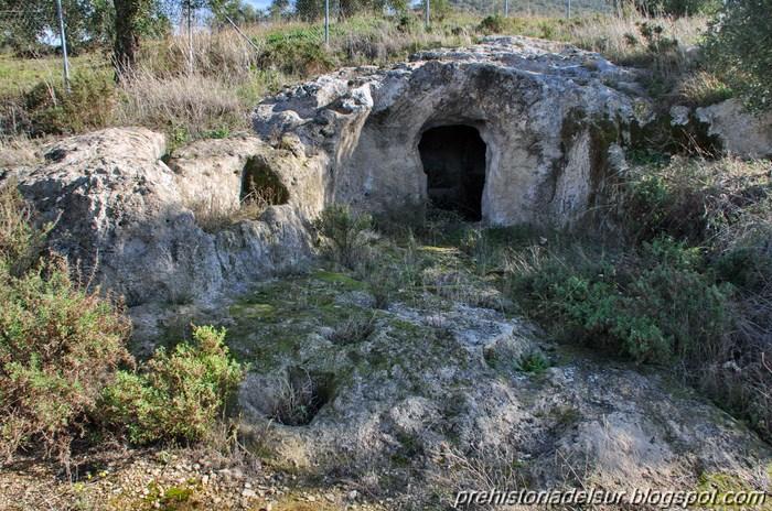 Necropolis de Fuente de Ramos