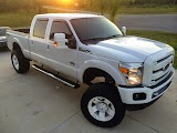 Ford F-250 Blizzard Edition Super Duty Lifted Trucks For Sale