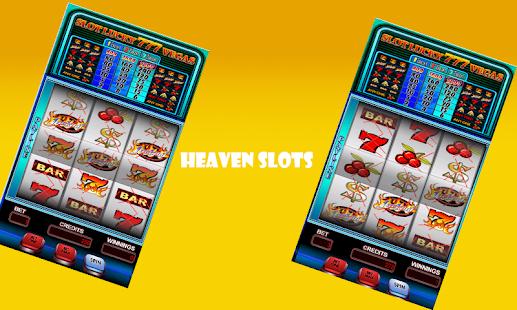 Heaven 777 Slots Huge Coins - náhled