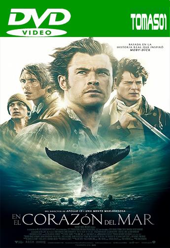 En el corazón del mar (2015) DVDRip
