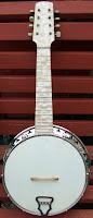 gh&s Ivory QueenBanjo mandolin