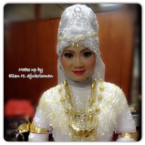 ... RIAS PENGANTIN: Bridal Make-up by Ellen Hermansyah Sjukrisman - Marina