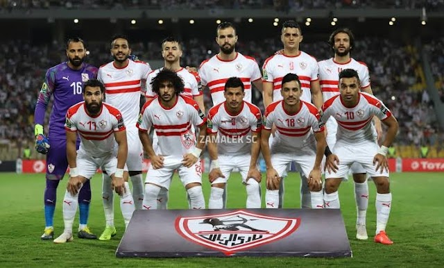Egyptian Champion SC Zamalek Crash Out Of CAF Champions League