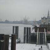 Hafengelände von Antwerpen