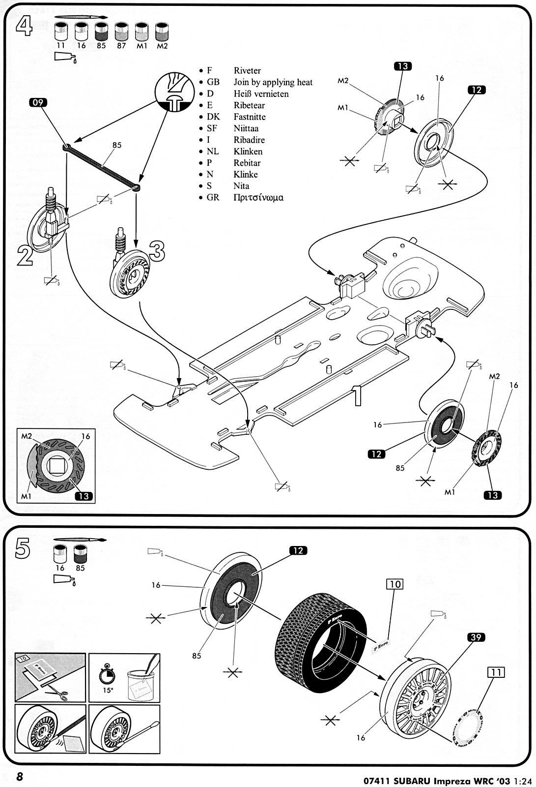 Subaru Impreza Forum | Wiring Diagram Database
