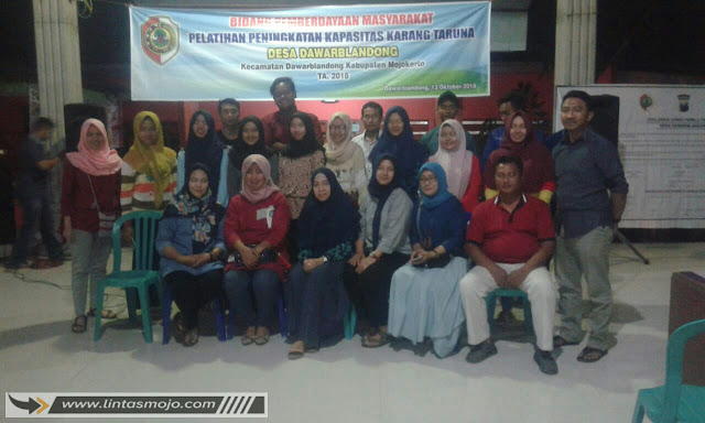Karang Taruna Desa Dawarblandong Kabupaten Mojokerto