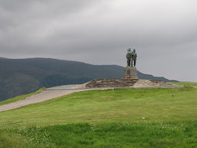 remember when Europe started those two big wars? this is a memorial to that it's a good walk about 3 miles outside of the tiny town