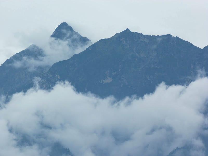 Mont gong pa .5100 mètres