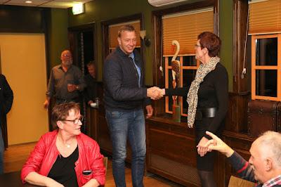 Terbroekse Feestavond  Met Optreden JANNES    30--4--2016