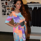 WWW.ENTSIMAGES.COM -  Preeya Kalidas  at       No Cigar Magazine - issue launch party at agnés b, 35-36 Floral Street, London, July 4th 2013                                            Photo Mobis Photos/OIC 0203 174 1069