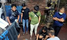 Lima Terduga Pembisnis Sabu Diamankan, Satu Diantaranya Residivis Masih Status Bebas Bersyarat