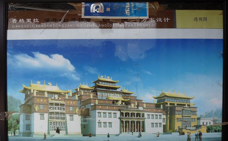 Chine.Yunnan. Ganten Sumtsenling Monastery, Shangri la - P1260074.JPG