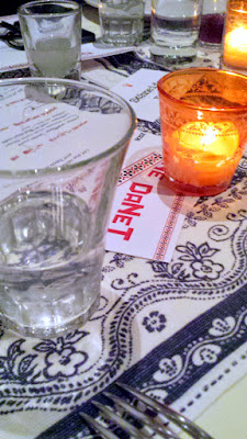 DaNet, a Russian Dinner Party Popup