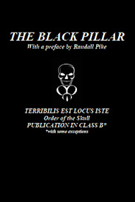 Cover of Order of the Skull's Book The Black Pillar