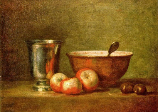 Jean Baptiste Simeon Chardin - Natura morta