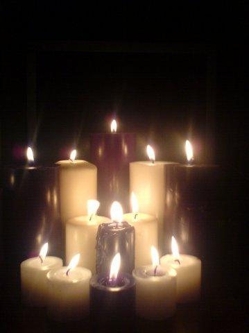 Black Candles, Black Magic