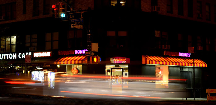 Dunkin' Donuts New York City