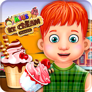 Kids Ice Cream Maker for PC and MAC