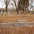 Gleaves - Clements Cemetery Wintertime Hermitage, Tennessee