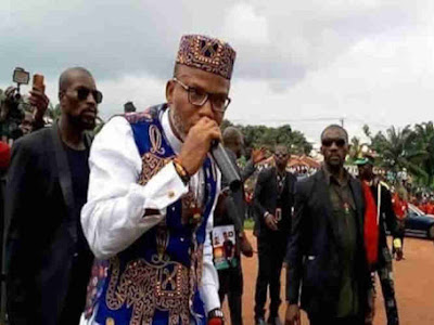 Nnamdi Kanu backs call by Northern Elders' Forum for Fulani Herdsmen To Vacate South