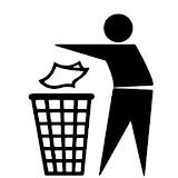 Чисто там где не мусорят