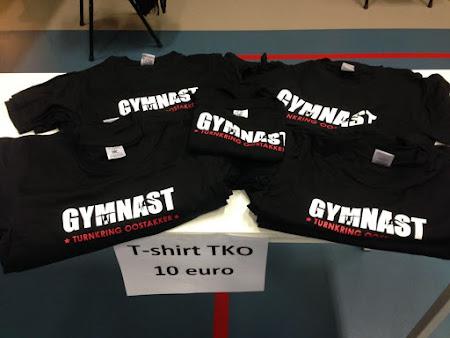 Wil jij ook een TKO T-shirt?