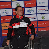 OIC - ENTSIMAGES.COM - Elite Hand Cyclist ladies winner 2nd place Ms Sandra Graf at the Prudential RideLondon Grand Prix 2016    in London  29th July 2016 Photo Mobis Photos/OIC 0203 174 1069