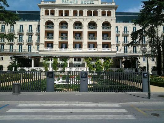 Hotel Kempinski Palace Portorož, Obala 45, Portoroz, Slovenia