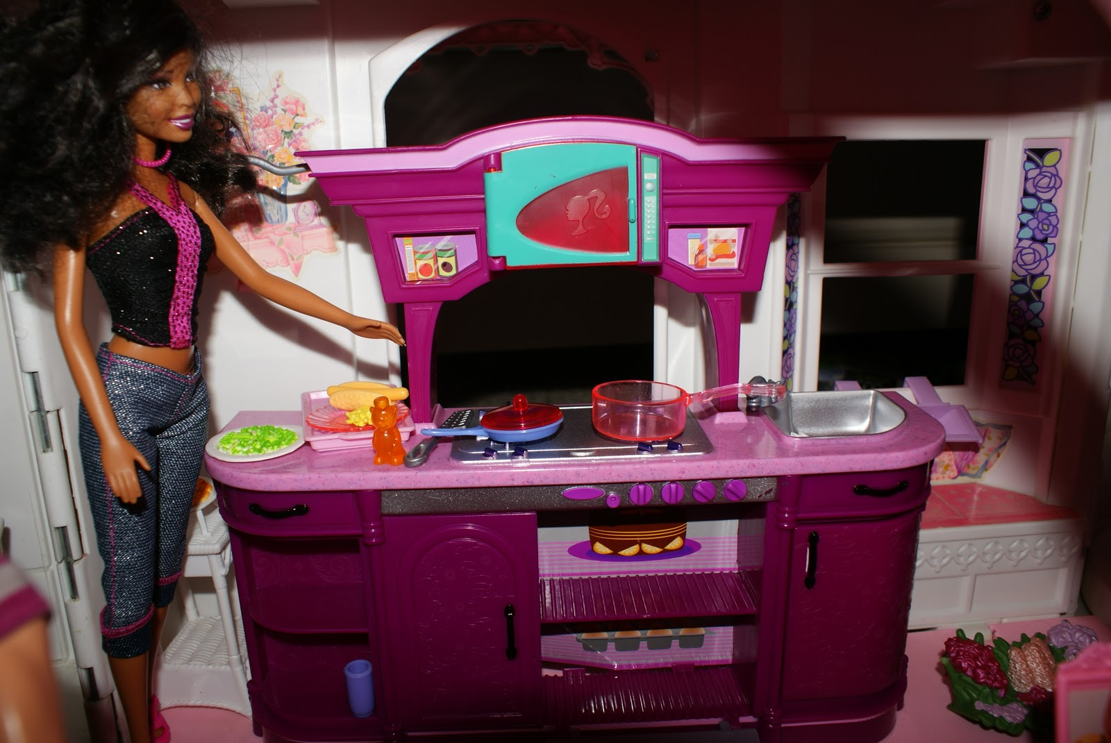 It wasn't the Barbie Dream House I so desperately wanted (which my  title=