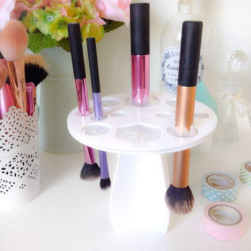Makeup Brush Holder Drying Rack from eBay