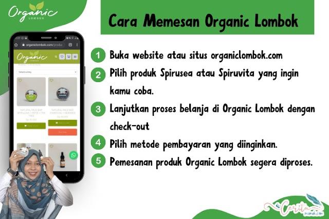 lomba blog organic lombok