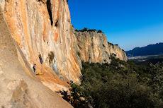 Last day climbing in the sun...