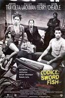 sword fish poster