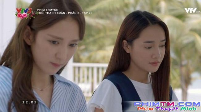 Linh (Nhã Phương) bị tình địch đẩy xuống nước, Junsu (Kang Tae Oh) vội vàng xuống cứu - Ảnh 3.