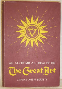 Cover of Dom Antoine Joseph Pernety's Book A Treatis On The Great Art