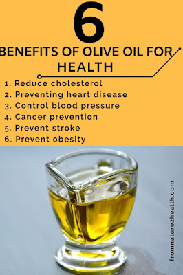 Benefits of Olive Oil for Cancer, Benefits of Olive Oil for Cholesterol, Benefits of Olive Oil for Heart Disease, Benefits of Olive Oil for Stroke