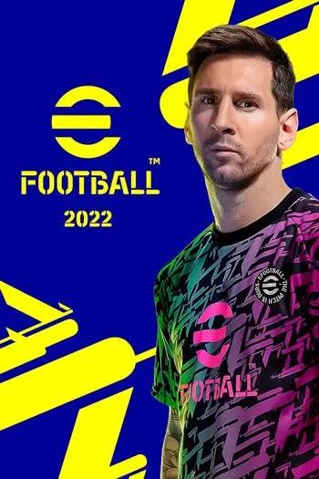تحميل لعبة eFootball 2022 للكمبيوتر بطريقة سهلة