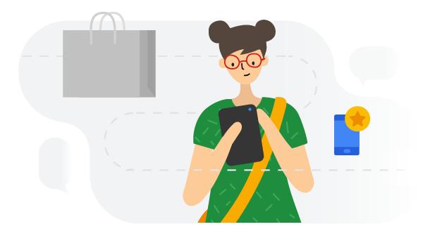 Conecte-se com os clientes em dispositivos móveis