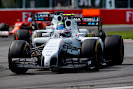 Valterri Bottas, Williams FW36 Mercedes