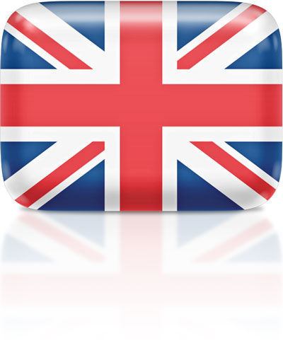 British flag clipart rectangular