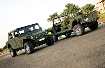 Mahindra-Axe-Truck-Indian-Army