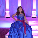 """130406 Jocelyn Cordero Her Theme """" Sparkles, Pink and Roses"""""""