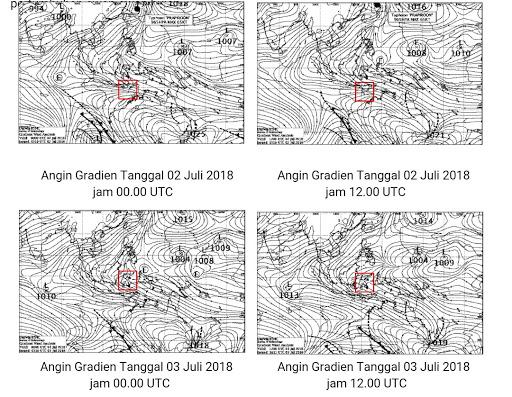 Hujan Terus Mengguyur Wilayah Toraja, Ini Hasil Analisa BMKG Tana Toraja